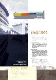 SPIRIT 2009 - SSB DigitalServices AG