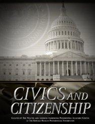 the Unit 1: Civics and Citizenship Lessons (pdf) - The Ronald ...