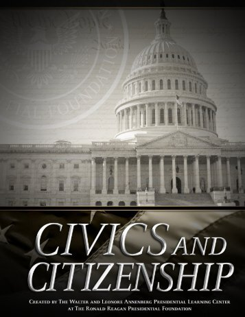 the Unit 1: Civics and Citizenship Lessons (pdf) - The Ronald ...