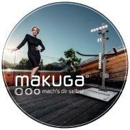 Produktfolder - Makuga