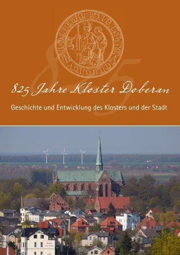 825 Jahre Kloster Doberan