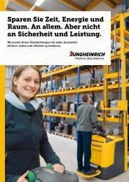 Hochhubwagen - Jungheinrich
