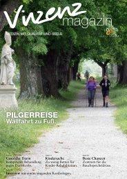 PILGERREISE - Vinzenz Gruppe