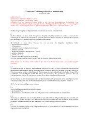 Gesetz zur Verhütung erbkranken Nachwuchses
