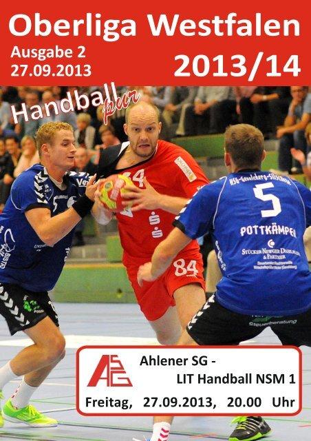 Handball pur - Ahlener SG