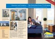 das Produktinformationsblatt T74 Kompakt als PDF - Fensterhaus ...