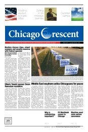 Chicago Crescent - The Council of Islamic Organizations of Greater ...