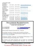 Österreichische Botschaft Pretoria - Austrian Club - Cape Town - Page 2