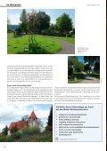 Pflegeleichte Grabstätten harmonisch integriert - die auslese - Page 6