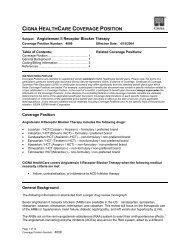 Angiotensen II Receptor Blocker Therapy (4009)