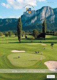 endliche aufgeklärt! regelkunde - Golfclub  Mondsee