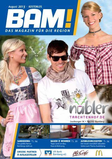 das magazin für die region - bam-magazin.de