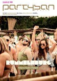 180 Rubrik Feiern | Fauln | Futtern - Partysan
