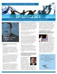 Issue 14 - UCSF Fresno - University of California, San Francisco
