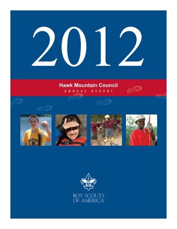2012 Annual Report - Hawk Mountain Council