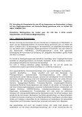 VERBINDUNGSSTELLE DER BUNDESLÄNDER - Europa - Page 2