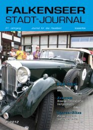 August 2012 - Falkenseer Stadtjournal