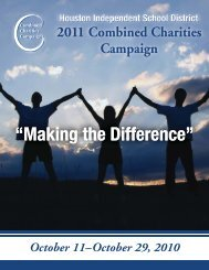 """""""Making the Difference"""""""