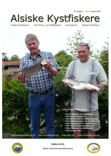 August 2010 - Syddanske Lystfiskere