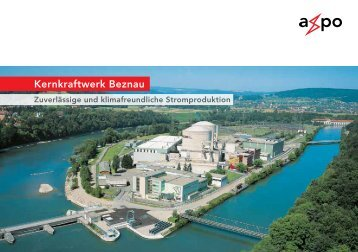 Kernkraftwerk Beznau - Axpo