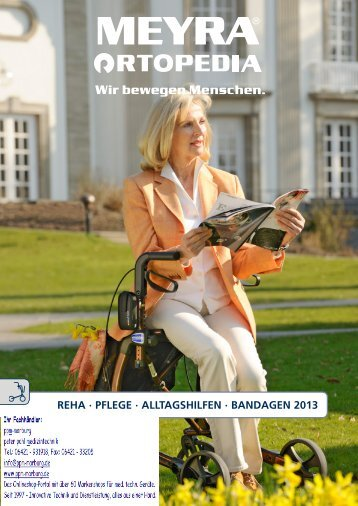 Katalog 2013 - MEYRA-Ortopedia-Shop bei ppm-marburg
