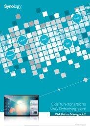DiskStation 4.2 Manager - videor