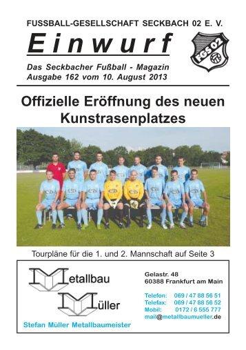 Ausgabe 162 - FG Seckbach 02