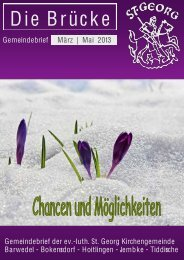 Download - Ev.-luth. Kirchengemeinde St. Georg