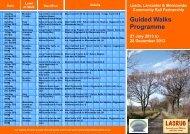 Bentham Line guided walks - Leeds-Lancaster-Morecambe Railway