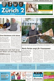 Maria Porten sorgt für Frauenpower - Lokalinfo AG