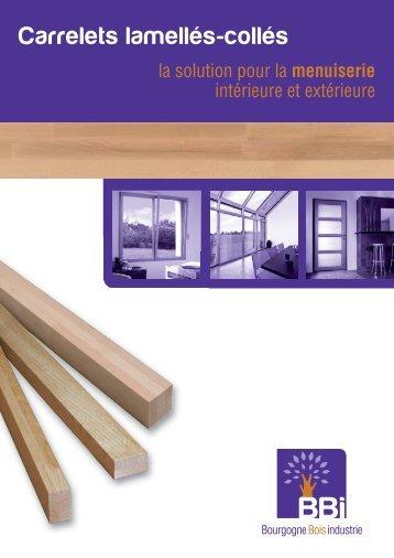 Télécharger la fiche - Bourgogne Bois industrie