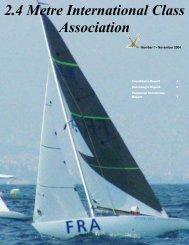Newsletter 2004 Vol 1 - Inter24metre.org