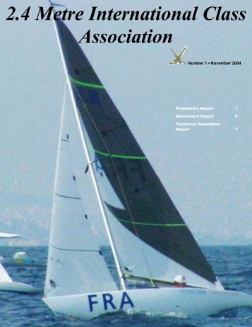 Newsletter 2004 Vol 1 - Inter24metre.org