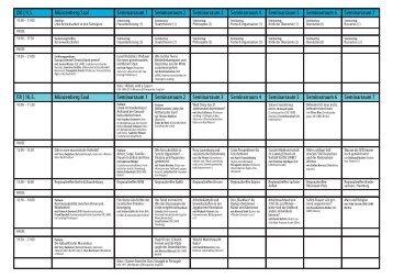 Vorläufiger Zeitplan als PDF zum Download - MARX IS MUSS 2013