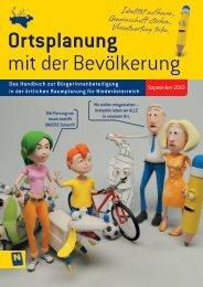 Handbuch zur Bürgerbeteiligung in NÖ Gemeinden - raumordnung ...