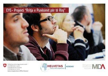 Broshura e Projektit - eye-kosovo.org