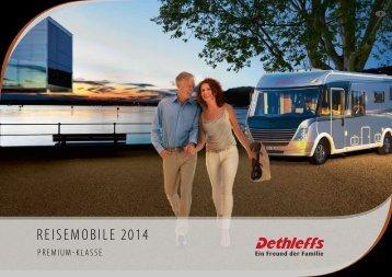 Katalog Premium Klasse 2014 - Dethleffs