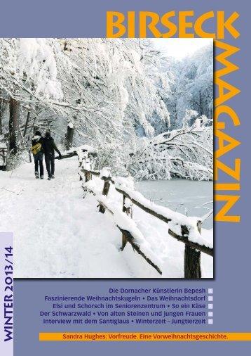 W IN t ER - Birseck Magazin