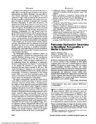 Pulmonary Dysfunction Secondary to Mandibular Retrognathia in ...