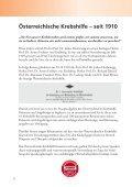 als PDF downloaden - Österreichische Krebshilfe - Seite 2