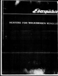 1963 Eberspacher Manual in PDF format - TheSamba.com