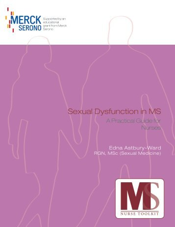 Sexual Dysfunction Sexual Dysfunction in MS