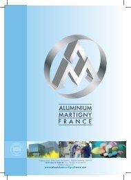 CMJN de base - Aluminium Martigny France