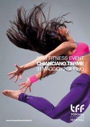 CHIANCIANO TERME - Toscana Fitness Festival