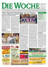 Ausgabe 18/13 - Redaktion + Verlag
