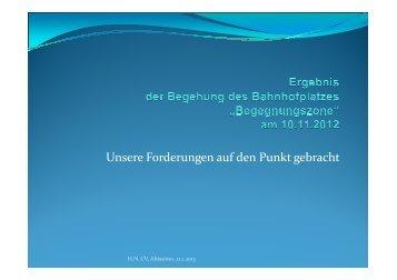 Ergebnispräsentation - Caritasverband Konstanz eV