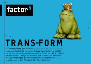 Trans-Form - factorY