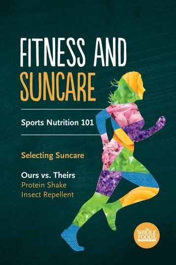 Fitness and SunCare - Whole Foods Market