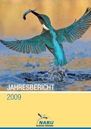 Jahresbericht 2009.indd - NABU-Netz