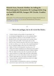 e-Text - Mittelhochdeutsches Wörterbuch